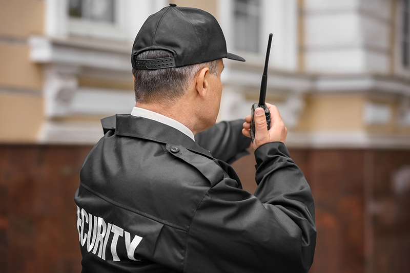How To Be A Security Guard Uk in Liverpool Merseyside