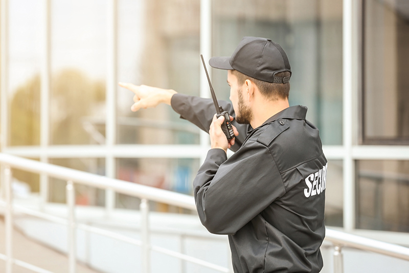 Security Guard Hiring in Liverpool Merseyside